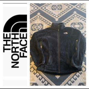 Girls NORTHFACE fleece zip up jacket